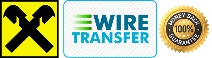 Wire Transfer RB