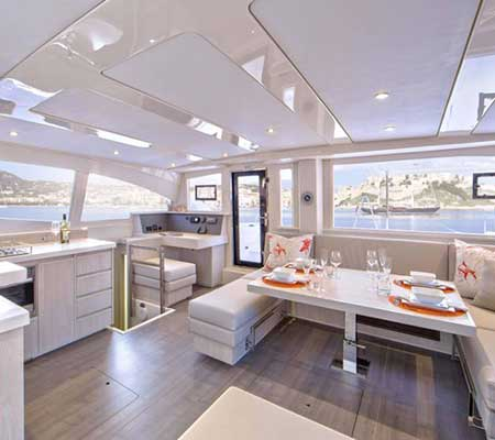 Accomodation And Comfort On Catamaran Rental Croatia