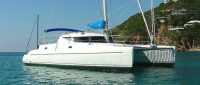 Athena 38 Fountaine Pajot Catamaran Featured