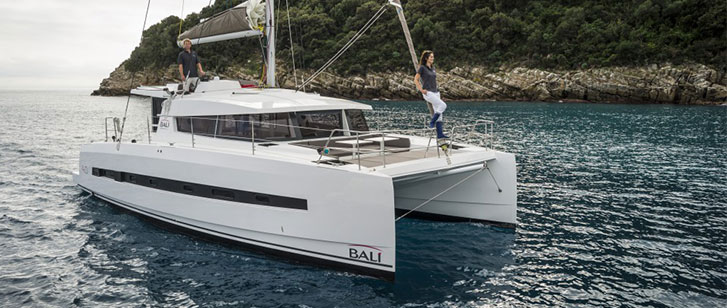 Bali 4 0 Sailing Catamaran Yacht Charter Croatia Rental Featured Image