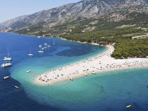 Brac Island Croatia Catamaran Charter Zlatni Rat