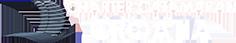 Charter Catamaran Croatia Logo White Footer