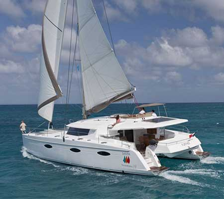 Facts About Sailing Catamarans