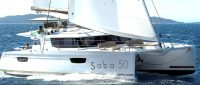 Fountaine Pajot SABA 50 Crewed Catamaran Croatia