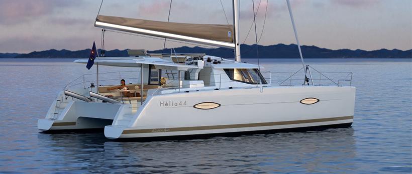 Helia 44 Croatia Catamaran