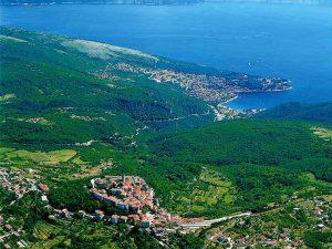 Istria Catamaran Sailing Area