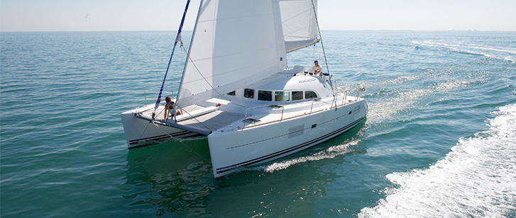 Lagoon 380 Rent Catamaran Charter Croatia Featured Image