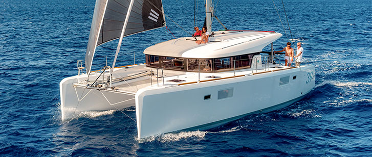 Lagoon 39 Catamaran Croatia Featured Image
