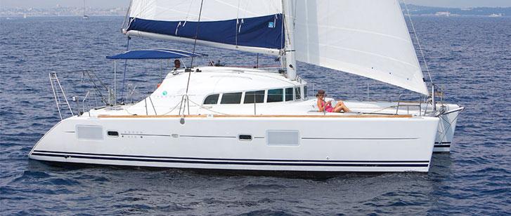 Lagoon 410 S2 Catamaran Rent Croatia