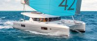 Lagoon 42 Catamaran Yacht Sailing Charter Croatia Featured Image