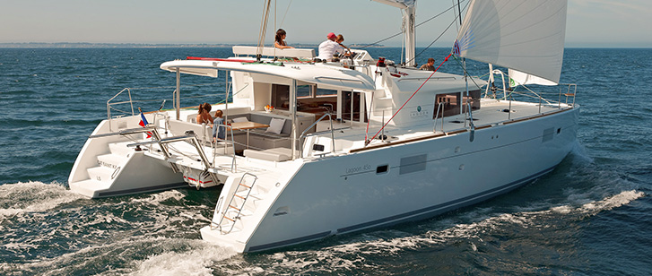 Lagoon 450 Catamaran Charter Croatia Featured Image