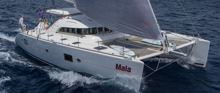 Lagoon 570 Skippered Catamaran Croatia Featured Image