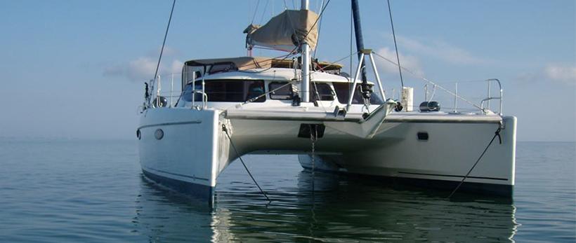 Lavezzi 40 Catamaran Croatia