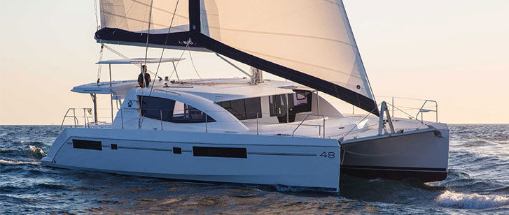 Leopard 48 Rent By Catamaran Charter Croatia Featured Image
