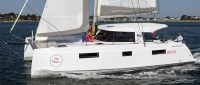 Nautitech Open 40 Catamaran Croatia