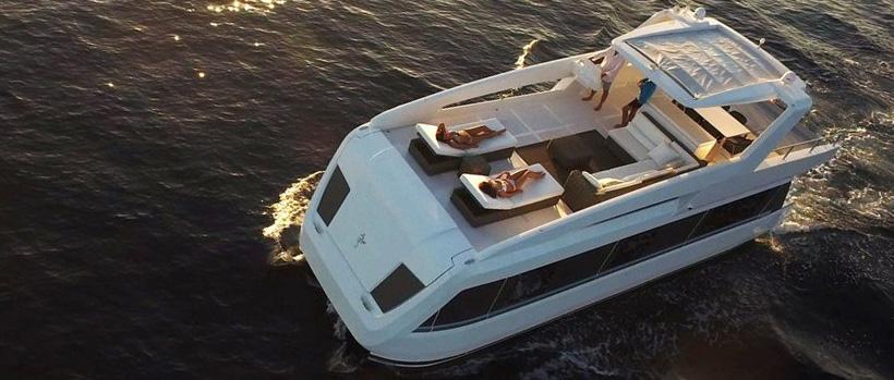 Overblue 44 Motor Yacht Croatia