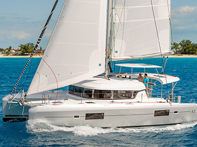 Skippered Catamaran Charter Croatia Rent With Charter Catamaran Croatia