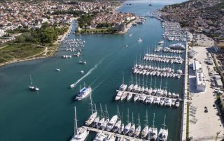 Trogir Catamaran Charter Marinas