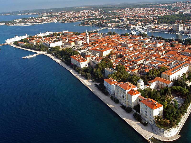 Zadar Sailing Destination