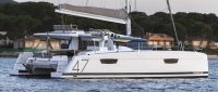 Fountaine Pajot Saona 47 Catamaran Charter Croatia Split Hvar Dubrovnik