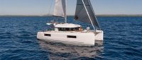 Lagoon 40 Croatia Catamaran Charter Split Dubrovnik Featured