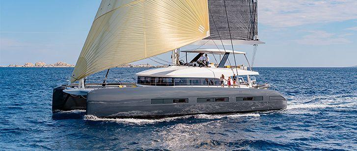 Lagoon Seventy 7 Luxury Catamaran Charter Croatia Split Dubrovnik Hvar Zadar