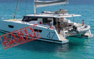 Early Booking Discount For Catamaran Charter In Croatia 2019 Season
