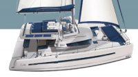 New Bali 5 4 Luxury Catamaran Charter In Croatia