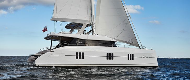 Sunreef 60 Crewed Luxury Catamaran Croatia Charter Dubrovnik Split Trogir
