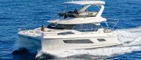 Aquila 44 Luxury Catamaran Croatia Rogoznica Split Sailing Area