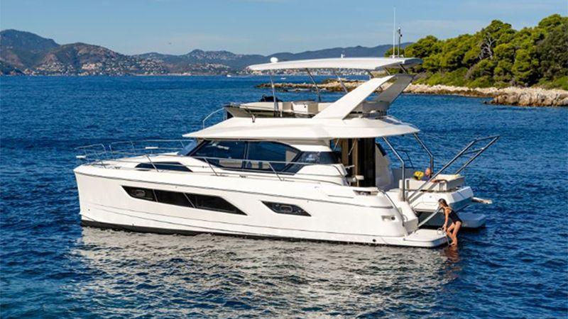 New Arrival Aquila 44 Power Catamaran Croatia Rogoznica